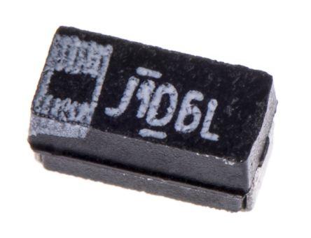 293D Serie 1 µF 50 V equivale ® 5 x montaje en superficie Condensador de tántalo ± 10