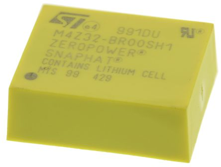 STMicroelectronics M4Z32-BR00SH1, Lithium Battery Charger IC, 2.8 V 4-Pin, SNAPHAT