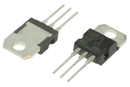 4 pcs STP120NF10  STM  N-Channel Mosfet  100V  120A  TO220  NEW  #BP