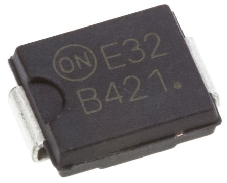 ON Semi 200V 4A, Schottky Diode, 2-Pin DO-214AB MBRS4201T3G