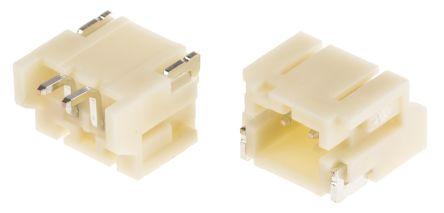 JST, PH, 2 Way, 1 Row, Right Angle PCB Header