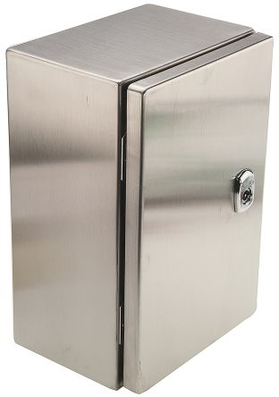 304 Stainless Steel Wall Box IP55, 150mm x 300 mm x 200 mm product photo