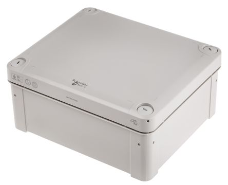 ABS Wall Box IP66, 87mm x 192 mm x 164 mm product photo