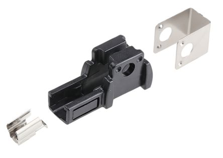 SMC BJ3 Series Bracket, For Use With Double-acting cylinders