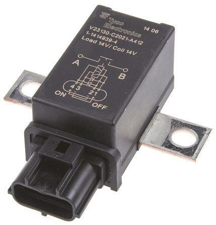 TE Connectivity V23130C2021A412 1-1414939-4 Автомобильное реле