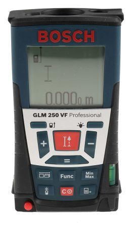 GLM 250 VF Laser Measure, 0.05 -> 250 m Range, ±1 mm Accuracy product photo