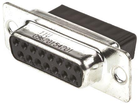 09670090343 Harting D Sub Series Metal D Sub Connector