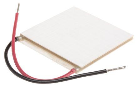 Adaptive 珀耳帖模块 ETC-288-14-06-E, 340.5W制冷能力, +68K最大温差, 15.4A, 35.8V, 52 x 52mm