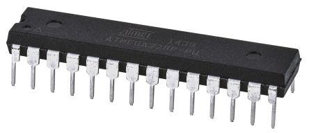 Microchip ATMEGA328P-PU, 8bit AVR Microcontroller, 20MHz, 1 kB, 32 kB Flash, 28-Pin PDIP
