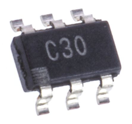 Analog Devices AD7276BUJZ-500RL7, 12-bit Serial ADC, 6-Pin TSOT