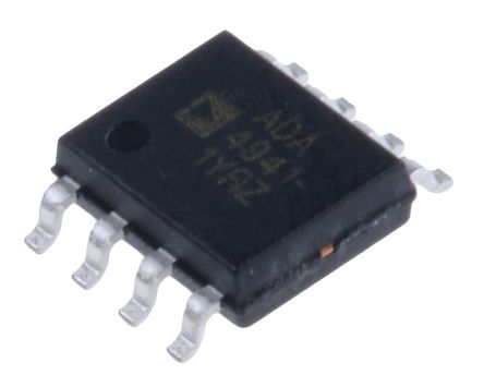 Analog Devices ADA4941-1YRZ, Differential ADC Driver 3 V, 5 V, 9 V 8-Pin SOIC