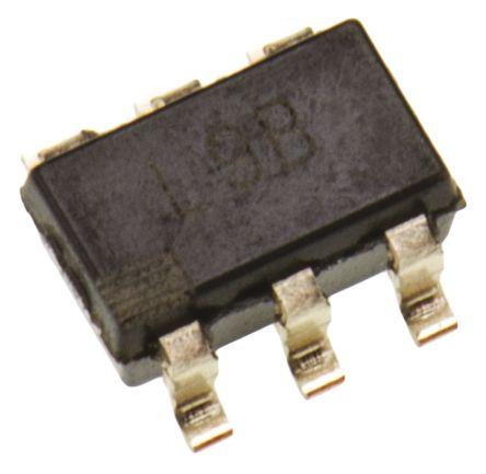 Analog Devices ADP3331ARTZ-REEL7, LDO Regulator, 300mA Adjustable, 1.5 → 11.75 V, ±0.7% 6-Pin, SOT-23