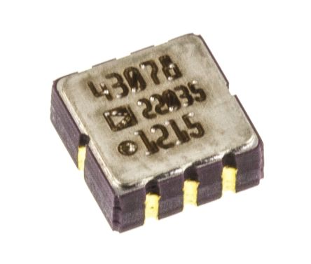 Analog Devices ADW22035Z, Accelerometer, CLCC 8-Pin