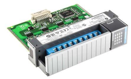 Allen Bradley SLC 500 PLC I/O Module 16 Outputs 500 mA 24 V dc