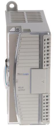 Allen Bradley, diverse MicroLogix Series PLC I/O Module 16 Outputs 10 mA 5  → 125 V dc, 5 → 265 V ac, 87 x