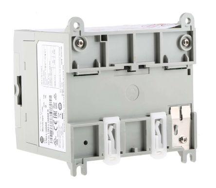 1763-l16bbb | allen bradley 1763 plc i/o module 2 (analogue), 4 (fast 24 v  dc), 6 (24 v dc) inputs, 2 (fast fet), 2 (fet), 2 (relay) | rs components