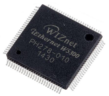 100 Mbps Mii 3.3 V 48-Pin 10 Mbps Sni RTL8201CP-VD-LF Ethernet Kontroll-