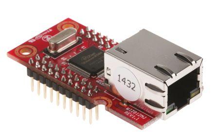 Module Network (W5100 + RJ45) 2.54mm pin