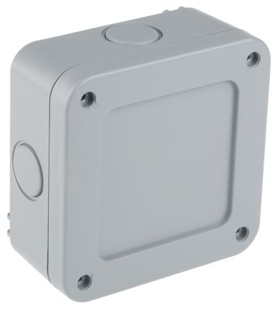 Stainless Steel Ip66 Junction Box 150 X 80 X 150mm