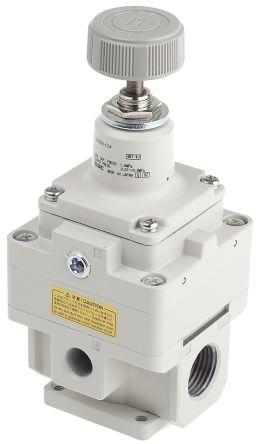 Ar20k F02 B Smc G 1 4 Air Regulator 20l Min 0 05 0