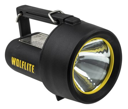 Wolf Safety H-251A ATEX LED Torch - Rechargeable 60 lm