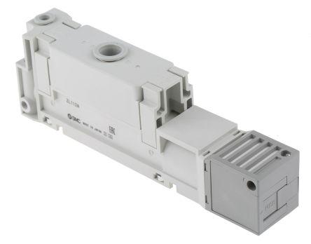 SMC Vacuum Ejector, 1.2mm nozzle , -84kPa 100L/min