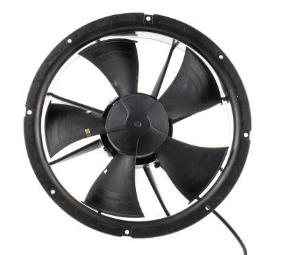 ebm-papst, 230 V ac, AC Axial Fan, 230 x 78.5mm, 1000m³/h, 26W