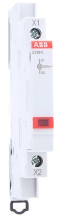 ABB Red LED Indicator, 250 V ac