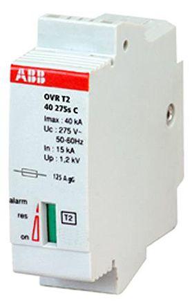 Industrial Surge Protector, 40kA, 275 V, DIN Rail Mount