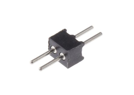 1.27mm 2 Way 1 Row Straight Through Hole Male Multiway Connector product photo