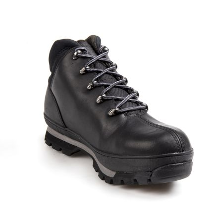 Timberland Splitrock Pro Black Steel Toe Cap Men Safety Shoes, UK 7, EU 41