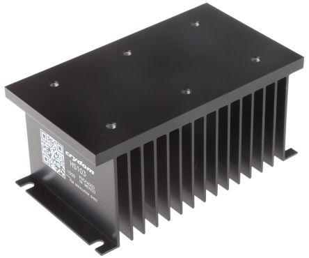 Triple Heatsink for Panel Mount 1.0 deg