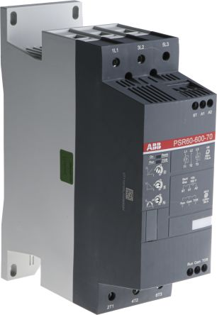1sfa896112r7000 abb 60 a soft starter psr series ip10 ip20 30 rh uk rs online com abb pst soft starter user manual abb psr soft starter manual