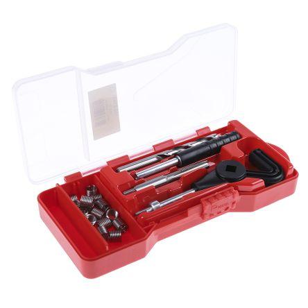 Recoil 18 piece M8-1.25 Thread Repair Kit