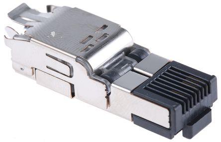 TE Connectivity, Male RJ45 Plug