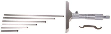 Metric Depth Micrometer,0-150mm range