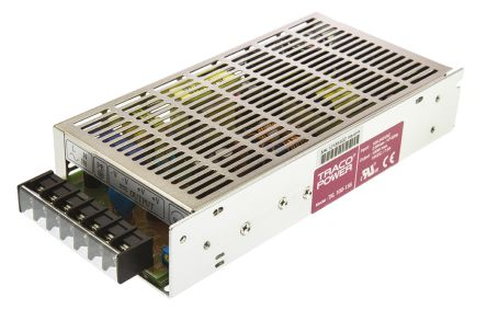 TRACOPOWER 105W Embedded Switch Mode Power Supply SMPS, 7A, 15V dc