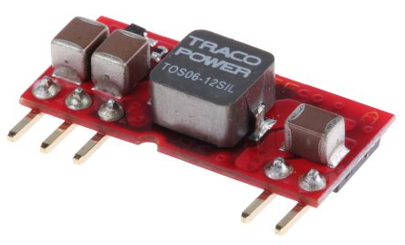 Non-Isolated DC-DC Converter 12V dc Input, 0.75 → 5V dc Output, 6A