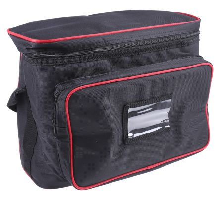 RS PRO Polyester Instrument Bag with Shoulder Strap 360mm x 150mm x 280mm