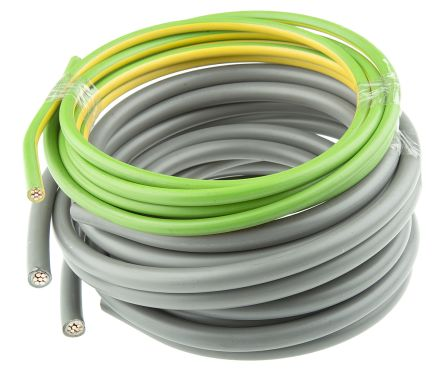 Sensational 20148724 Prysmian 6181Y Conduit Trunking Cable 25 Mm2 Csa 300 Wiring Cloud Hisonuggs Outletorg