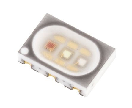 LRTB C9TP | Osram Opto Multi CERAMOS 470 / 528 / 625 nm 3 RGB LED,