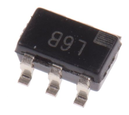 Analog Devices ADP3330ARTZ-3.6-R7, LDO Regulator, 300mA, 3.6 V, ±0.7%, 2.9 → 12 Vin 6-Pin, SOT-23