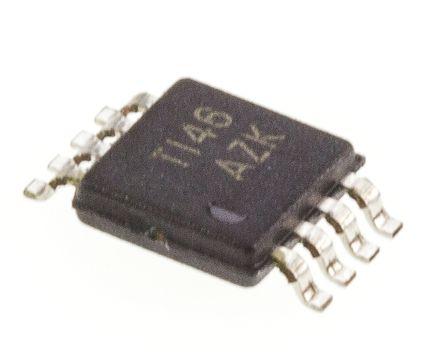 Texas Instruments SN65LVDS100DGK, LVDS Translator & Repeater CML, LVDS, PECL 2000MBps, 3 → 3.36 V, 8-Pin, MSOP