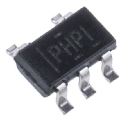 Texas Instruments TPS61041DBVR, Boost Converter, Step Up 250mA Adjustable, 1000 kHz 5-Pin, SOT-23