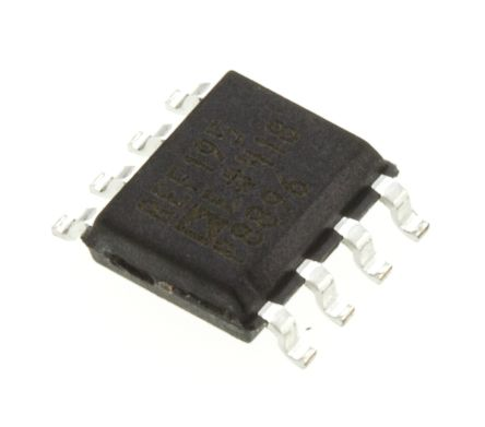 Analog Devices REF195ESZ, Fixed Series Voltage Reference 5V, ±0.04 % 8-Pin, SOIC