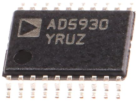 Analog Devices AD5930YRUZ, Function Generator IC, 20-Pin TSSOP