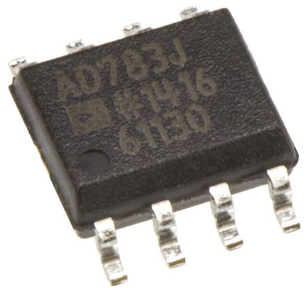AD783JRZ, Sample & Hold Circuit, 0.375μs Dual Power Supply, 8-Pin SOIC