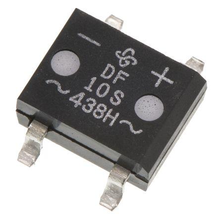 Vishay Vs 26mb20a Bridge Rectifier 25a 200v 4 Pin D 34 Vs
