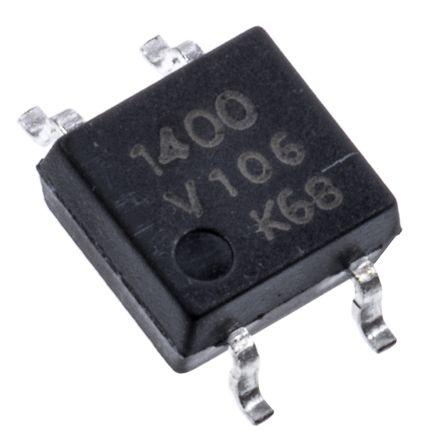 VO1400AEFTR Vishay Vishay 01 A Solid State Relay PCB Mount