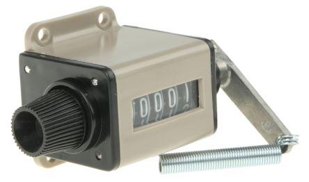 5 digit RHS shaft mech stroke counter